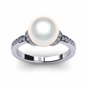 Karen South Sea Pearl Ring