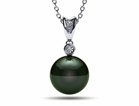 Tahitian Pearl Single Pendant