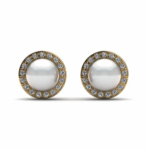 South Sea Pearl Celo Earring