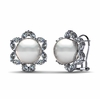 South Sea Pearl Marquise Earring