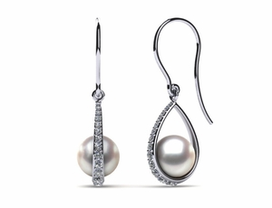 south-sea-pearl-morning-dew-earring-rose-VS-Clarity