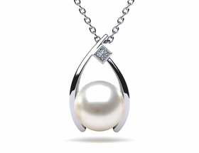 South Sea Pearl Wish Pendant