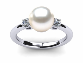 South Sea Pearl Grace Ring