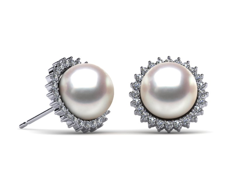 south-sea-pearl-sunflower-earring
