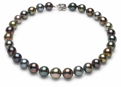 Tahitian Pearl Necklace Serial Number   11mm13mm-pearl-necklace-true-aaa-16inch-s6-sbshbc-tahitian-multi-color-b49