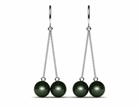 Tahitian Pearl Double Threader