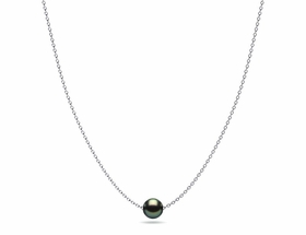 Tahitian Pearl Jessie Necklace