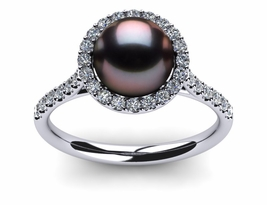 Tahitian Pearl Legendary Flow Ring