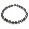 Tahitian Pearl Necklace   11mm13mm-tahitian-south-sea-pearl-necklace-true-aaa-16inch-s6-sblg1bc-b51