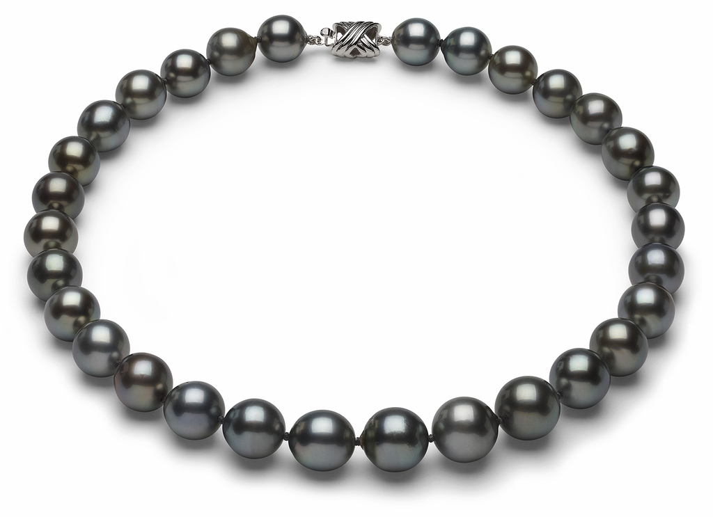 Tahitian Pearl Necklace Serial Number   11mm13mm-tahitian-south-sea-pearl-necklace-true-aaa-16inch-s6-sbsh1bc-b50