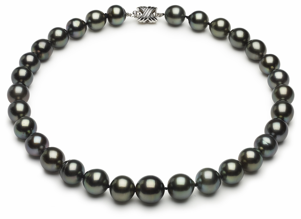 Tahitian Pearl Necklace Serial Number   11mm13mm-tahitian-south-sea-pearl-necklace-true-aaa-16inch-s6-sbshbc-b57