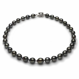 Tahitian Pearl Necklace Serial Number   8mm10mm-tahitian-south-sea-pearl-necklace-true-aaa-16inch-s6-sblgbc-b36