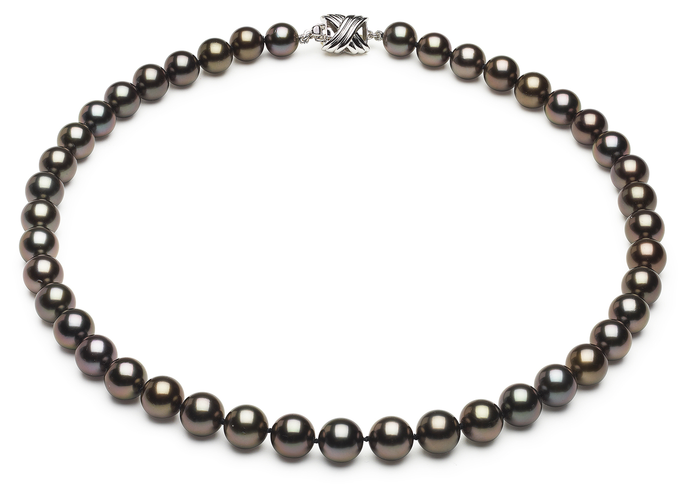 Tahitian Pearl Necklace Serial Number   8mm8-9mm-tahitian-south-sea-pearl-necklace-true-aaa-16inch-s6-xb02135-b59