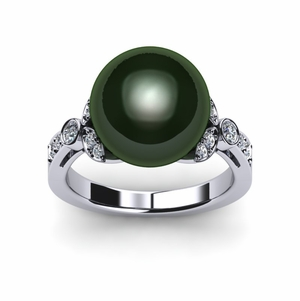 Tahitian Pearl Ring Flower