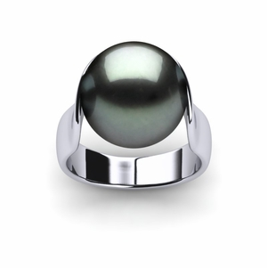 Tahitian Pearl Ring Sculpture