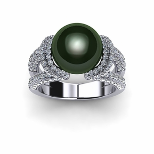 Tahitian Pearl Ring Trophy