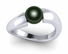 Tahitian Tension Pearl Ring