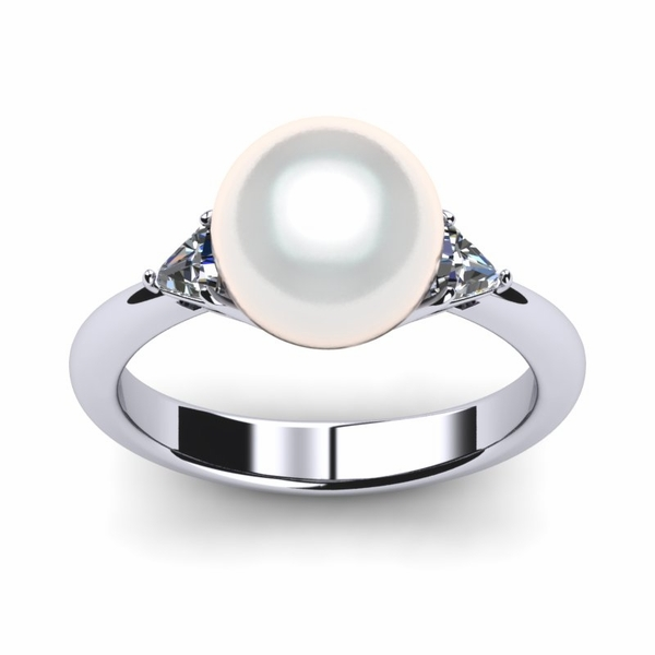 Trillion South Sea Pearl Ring
