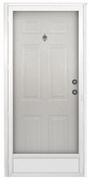 Combo Door - RESIDENTIAL 6-PANEL HD STEEL