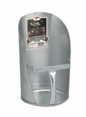 6 Qt. Galvanized Feed Scoop