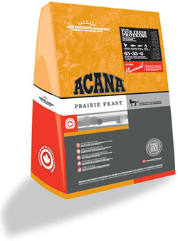 Acana Prairie Feast Grain-Free Cat Food 5 Lb.