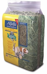 Alfalfa King Double Compressed Alfalfa Bale 5 Lb Boxes