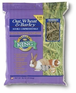 Alfalfa King Oat / Wheat 16 oz Bag