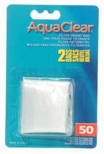 Aqua Clear 50 (200) Nylon Bag (2/Pack)