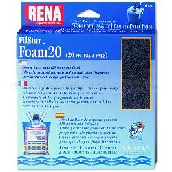 Aquarium Pharmaceuticals FilStar Foam 20