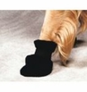 Arctic Fleece Dog Boots Large - Black