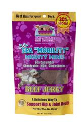 "Ark Naturals Sea Mobility "" Mighty Minis"" Beef"