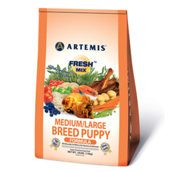 Artemis Fresh Mix Medium/Large Breed Puppy 15-lb