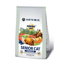 Artemis Fresh Mix Senior Cat 5-lb