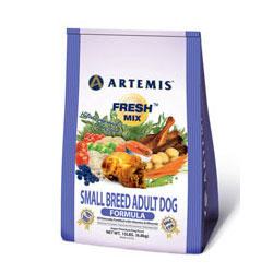 Artemis Fresh Mix Small Breed Adult Formula 4-lb