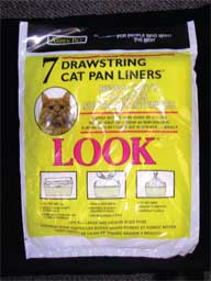 Aspen Cat Litter Pan Liners, 30 X 17, 7 Pack