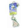 Aspen Fresh-N-Floss 2-Knot Dog Bone, Spearm- Small