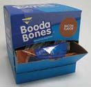 Aspen Little Booda Bone Dispenser Bacon - 60 Piece