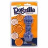 Aspen Pet Dogzilla, Medium Dumbbell