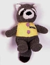Aspen Pet Products Booda Terry Toy Raccoon Medium