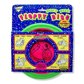 Aspen Soft Bite Floppy Disc Dog Toy, 10 Inch