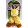 Aspen Softies Terry Gail Giraffe Dog Toy