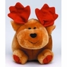 Aspen Squatter Moose Dog Toy- Large