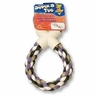 Aspen Super 8 Dog Tug Toy, X-Large Multi Colored