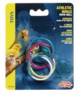 (B1706) Living World 5 Athletic Rings w/ Bells