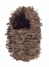 "(B1991) Living World Natural Stick Finch Nest, Medium, 4"" x 4"""