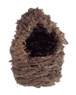 "(B1992) Living World Natural Stick Finch Nest, Large, 6"" x 5"""