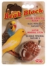 (B2187) Living World Mineral Block, Acorn (For Parakeets), 45g