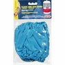 "(B633) Living World Seed Guard, Medium, Sky Blue (Fits cages with a 35"" - 64"" Circumference)"