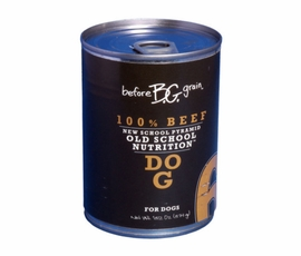 Before Grain Beef - 12 13.2 oz. cans