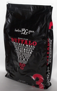 Before Grain Buffalo - 1 lb. bag